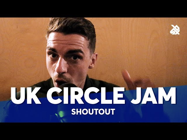 SARO, REEPS ONE, MAD TWINZ, GENE, ALEXINHO, BALL ZEE ...| UK Circle Jam