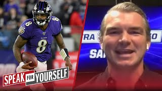 I 'absolutely' Like Lamar Jackson's Chances To Win Nfl Mvp Again — Ohrnberger | Speak For Yourself