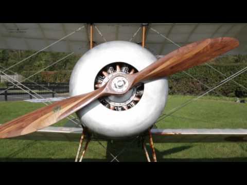 Rebuilding Grandad's Aircraft   Bristol Scout