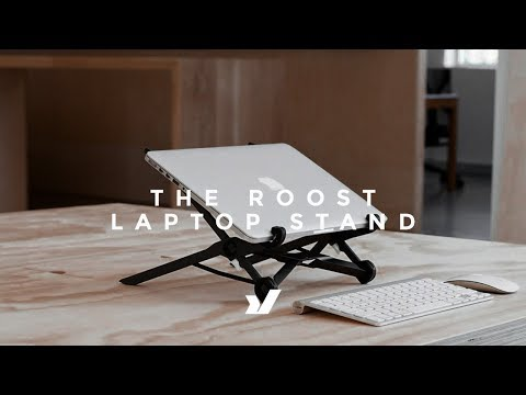 The Roost Laptop Stand