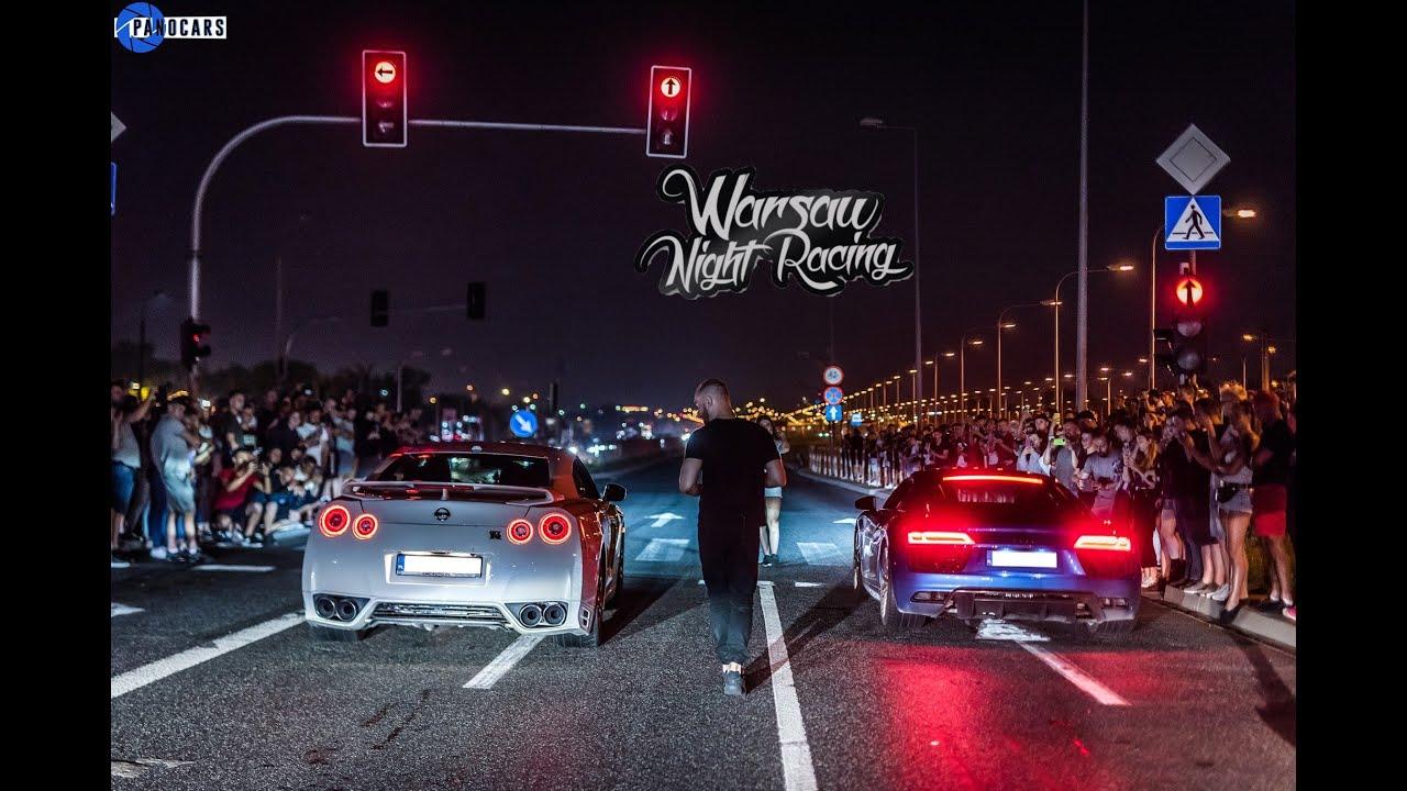 WARSAW NIGHT RACING: Rozpoczęcie Wakacji 2020