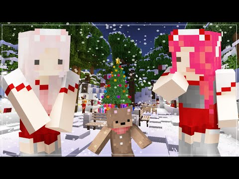 "Minecraft Maids ""CHRISTMAS DATE!"" Roleplay ♡35"