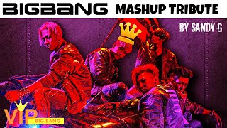 BIGBANG MASHUP TRIBUTE | Blue, Bang bang bang, Zutter, Baby goodnight, Sober and more...