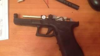 Разработка электроники  Загадка для квеста  Пистолет