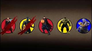 Shadow Fight 2 VS Infinity War Heroes(Avengers)