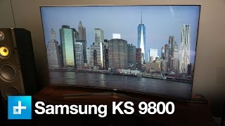 Samsung KS9800 4K UHD TV - Review