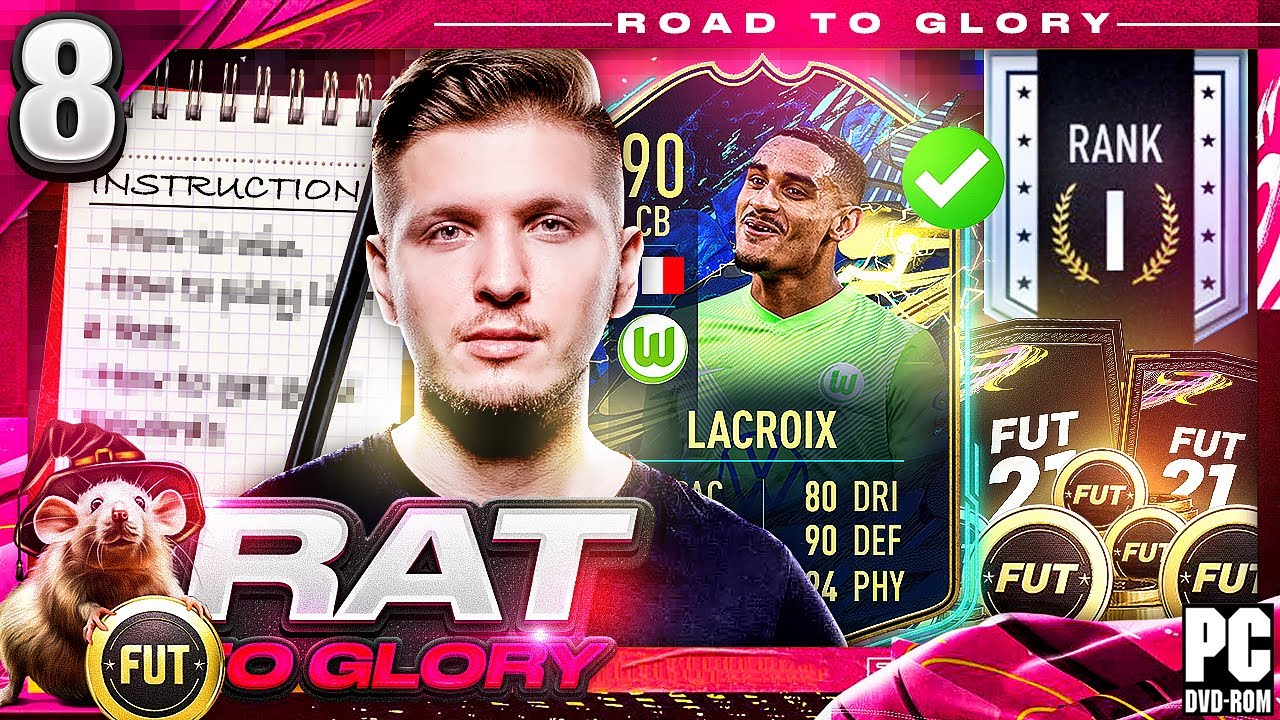 Download BORAT JOINS THE RATS AND CHANGES EVERYTHING!🐀 PC RAT TO GLORY S2 #8 FIFA 21 Ultimate Team