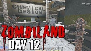 7 Days To Die - ZombiLand Day 12