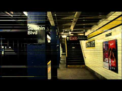 IND Hillside Avenue Line: Manhattan bound R-160A-2 E express train @ Sutphin Boulevard!