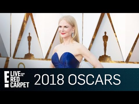 Oscars 2018 Fashion Round-Up