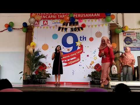 Semarak 9th Alfamidi #dont you remember by melani