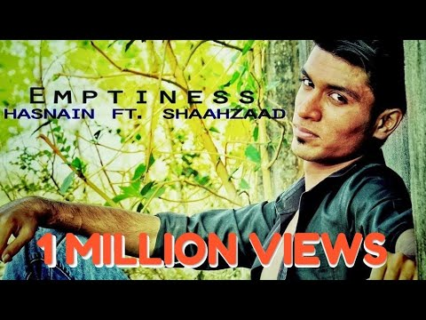 Emptiness Rap Emcee Hasnain Ft Shaahzaad Tannha Tannha Rehta Hoon  Best Love Rap