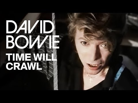 David Bowie - Time Will Crawl (Official Video)