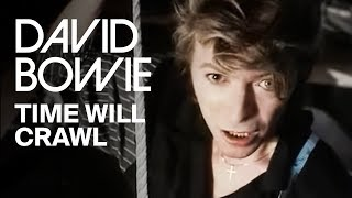 Смотреть клип David Bowie - Time Will Crawl