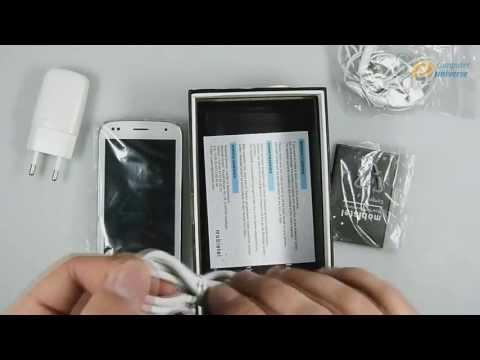 mobistel Cynus F3 ausgepackt bei computeruniverse (HD)