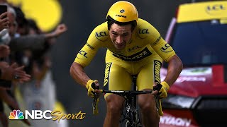 Tour de France 2020: Stage 20 extended highlights | NBC Sports