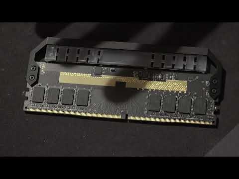 Messing with 4x8GB 3600 CL16 Corsair Dominator RGB RAM on the EVGA X299 DARK // 4000 12-12-12-28-1T
