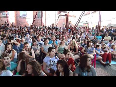 XIX Spotkanie Młodych w Wołczynie - hymn spotkania