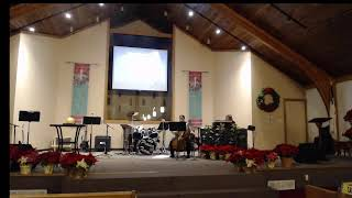 Corner House Christian Church Christmas Eve Service