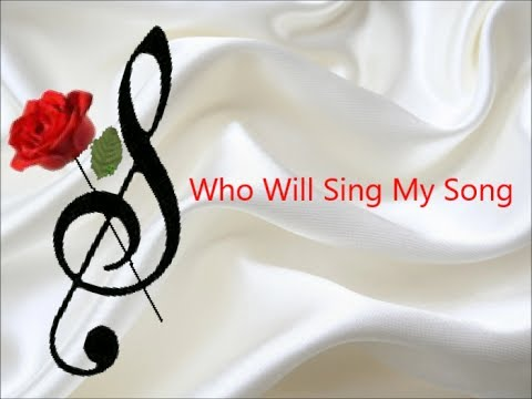 Who Will Sing My Song 💕 Kaitlyn Maher