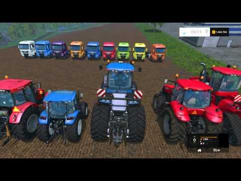Traktor Landwirtschaft Simulator Spiel
