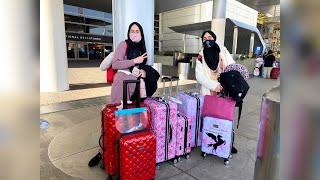 السفر إلى فلسطين في زمن الكورونا (part 1 )