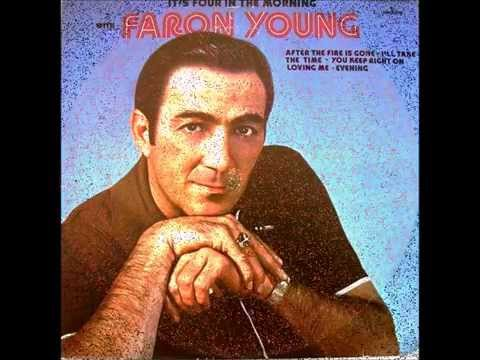 Its Four In The Morning , Faron Young , 1971 Vinyl