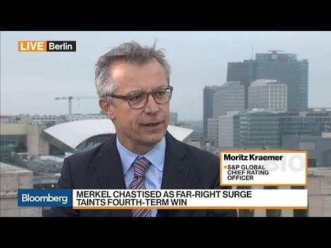 S&P's Kraemer on German Election, Portugal, Brexit