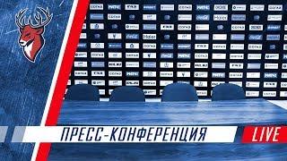 "Пресс-конференция после матча ""Торпедо"" - ""Ак Барс"""