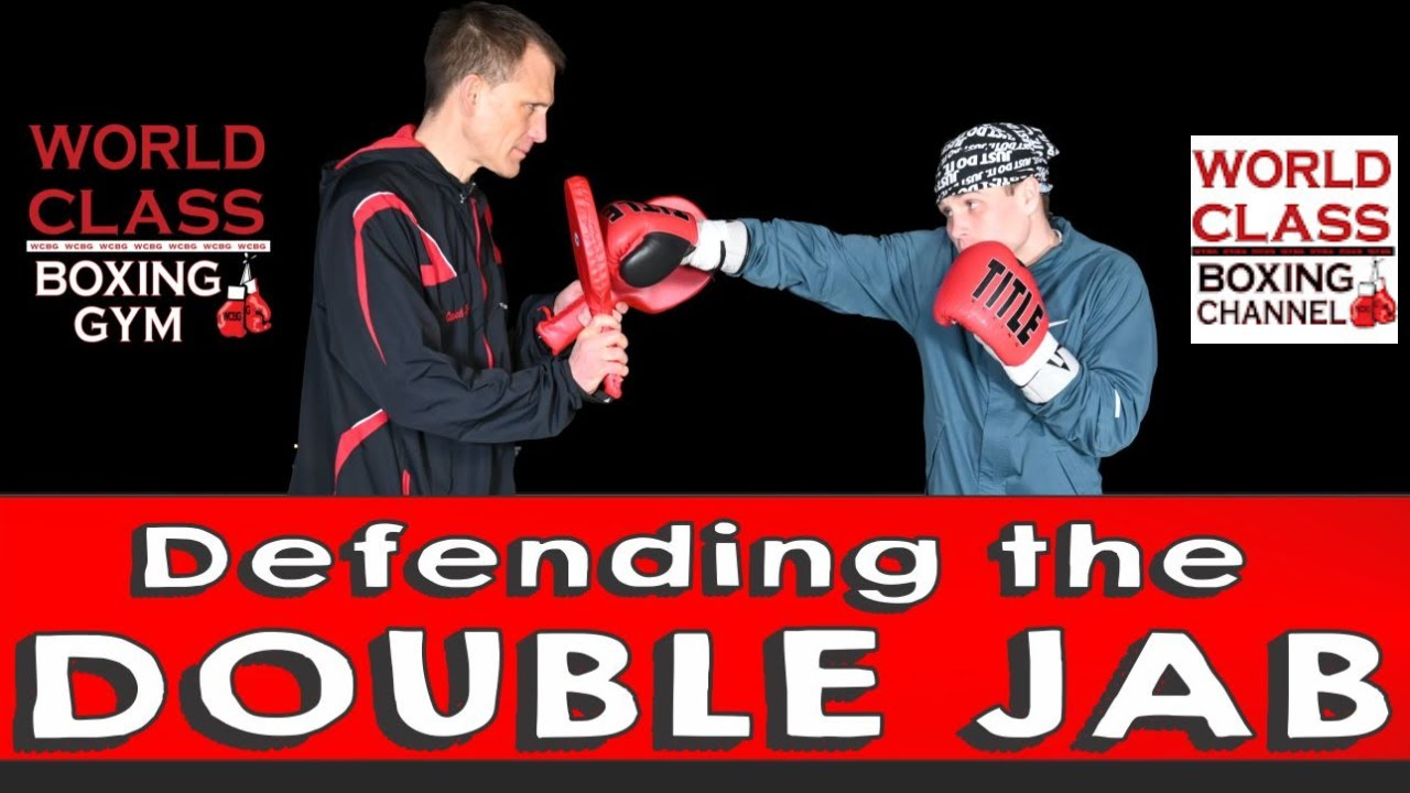 Drill for Defending the Double Jab!