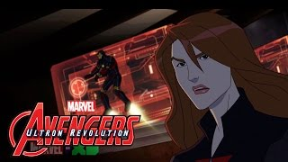 Marvel's Avengers: Ultron Revolution Season 3, Ep. 13 - Clip 1