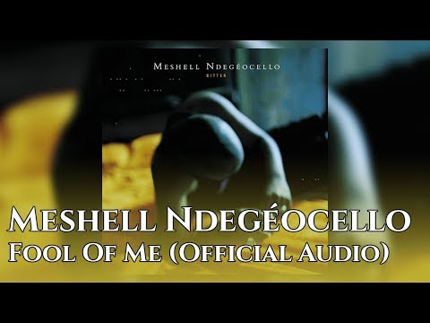 Meshell Ndegeocello - Fool Of Me (Official Audio)