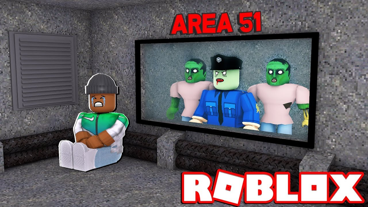 Area 51 Zombie Attack In Roblox Free Online Games