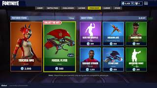 *NEW* Tricera Ops Fortnite Skin | Skin Review #1 - Cash or Pass?