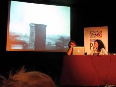 Seminario Pepe el Andaluz - Fragmento Phantom Limb (2005), Jay Rosenblatt