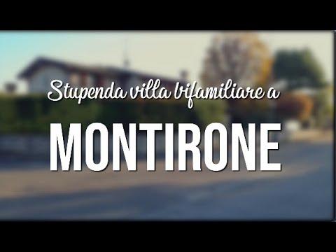 [MONTIRONE - Stupenda villa bifamiliare]