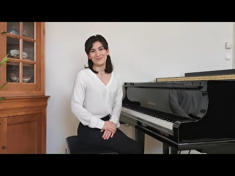 Mariam Batsashvili - Concert From Home No. 2 | #StayHome And Enjoy Music #WithMe