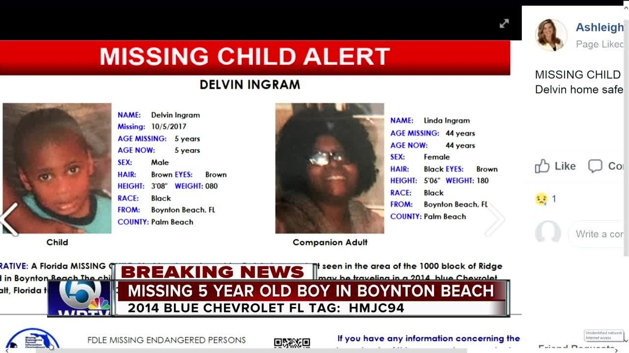 AMBER Alert issued for 5-year-old UP boy