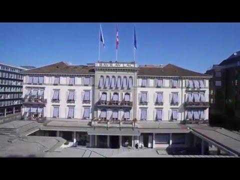 Switzerland, Zurich: Baur Au Lac Hotel