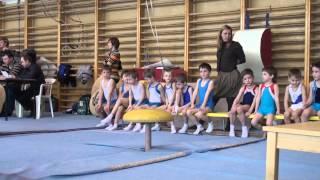 Владимир Васильев, 2007 г.р. 3-й юношеский разряд