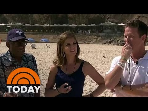 Al Roker, Natalie Morales And Billy Bush Put Their Rio Knowledge To The Test | TODAY