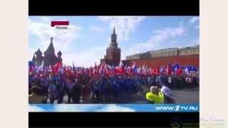 ЖАННА БИЧЕВСКАЯ. Русские идут (Русский марш)