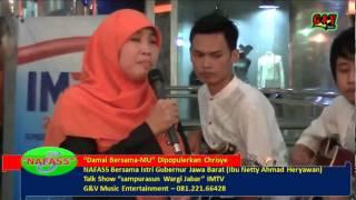 Damai Bersama-MU Oleh Ibu Netty Ahmad Heryawan dan NAFAS Lima