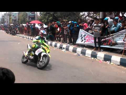 Road Race Baturaja 2015
