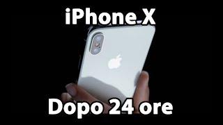 iPhone X: dopo 24 ore