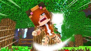 Minecraft Daycare - TINA'S POWERS !? (Minecraft Roleplay)