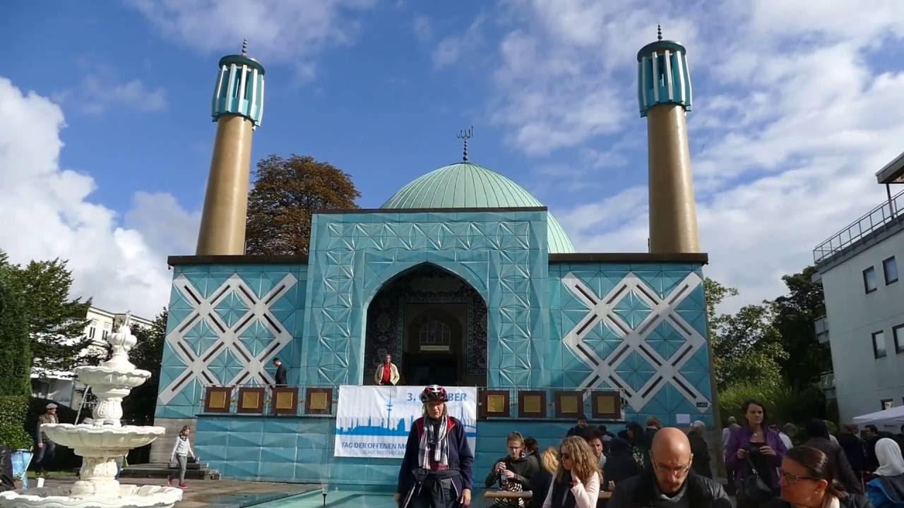 Moschee Hamburg Alster