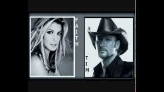 Faith Hill & Tim McGraw - Just To Hear You Say That You Love Me (Diane Warren)