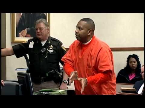 Man due to stand trial for murder has courtroom outburst