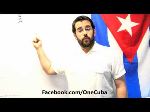 """The One Cuba """"L for Libertad"""" campaign - Let's get Olympians to show their solidarity"""